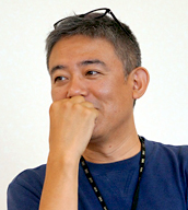 NHKエンタープライズ<br>エグゼクティブ・プロデューサー<br>河瀬 大作 [Daisaku Kawase]