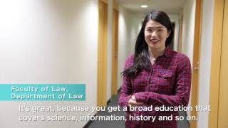 THE AOYAMA STANDARD|Aoyama Gakuin University
